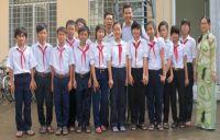Ecole au Vietnam