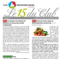 Le 15 du Club n°75